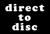 Direct to Disc LP platne