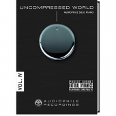 Uncompressed World 4 (CD)