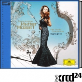 Mozart:The Violin Concertos (XRCD24)