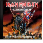 Maiden England ´88 (2CD)