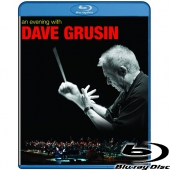 An Evening With Dave Grusin (Blu-ray)