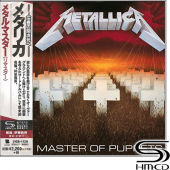 Master Of Puppets (SHM CD)