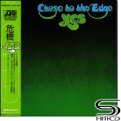 Close To The Edge (SHM CD)